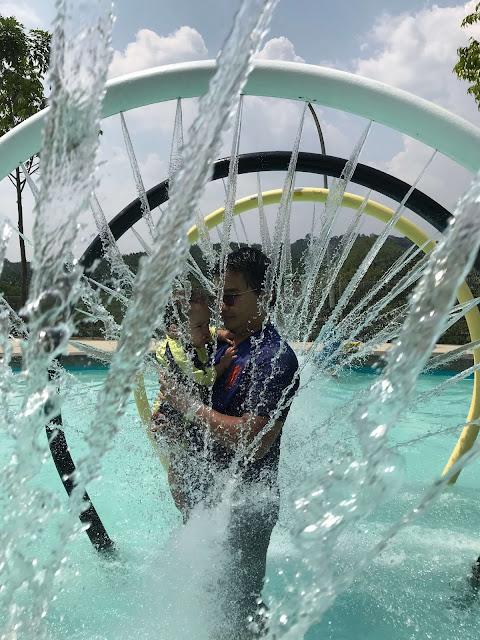 Bangi Wonderland Theme Park & Resort memang seronok