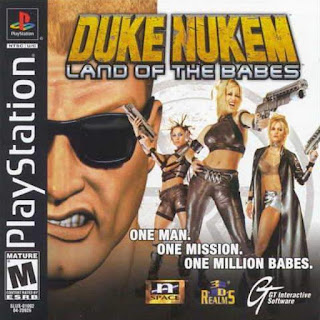 Download  Duke Nukem Land of the Babes - Torrent (Ps1)