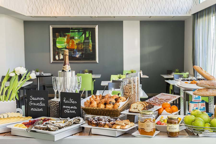 Breakfasts at Victoria Hotels