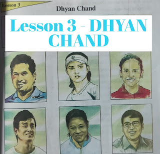 Dhyan Chand Questions answer Class 6 | Lesson 3 | English | SCERT | ASSAM