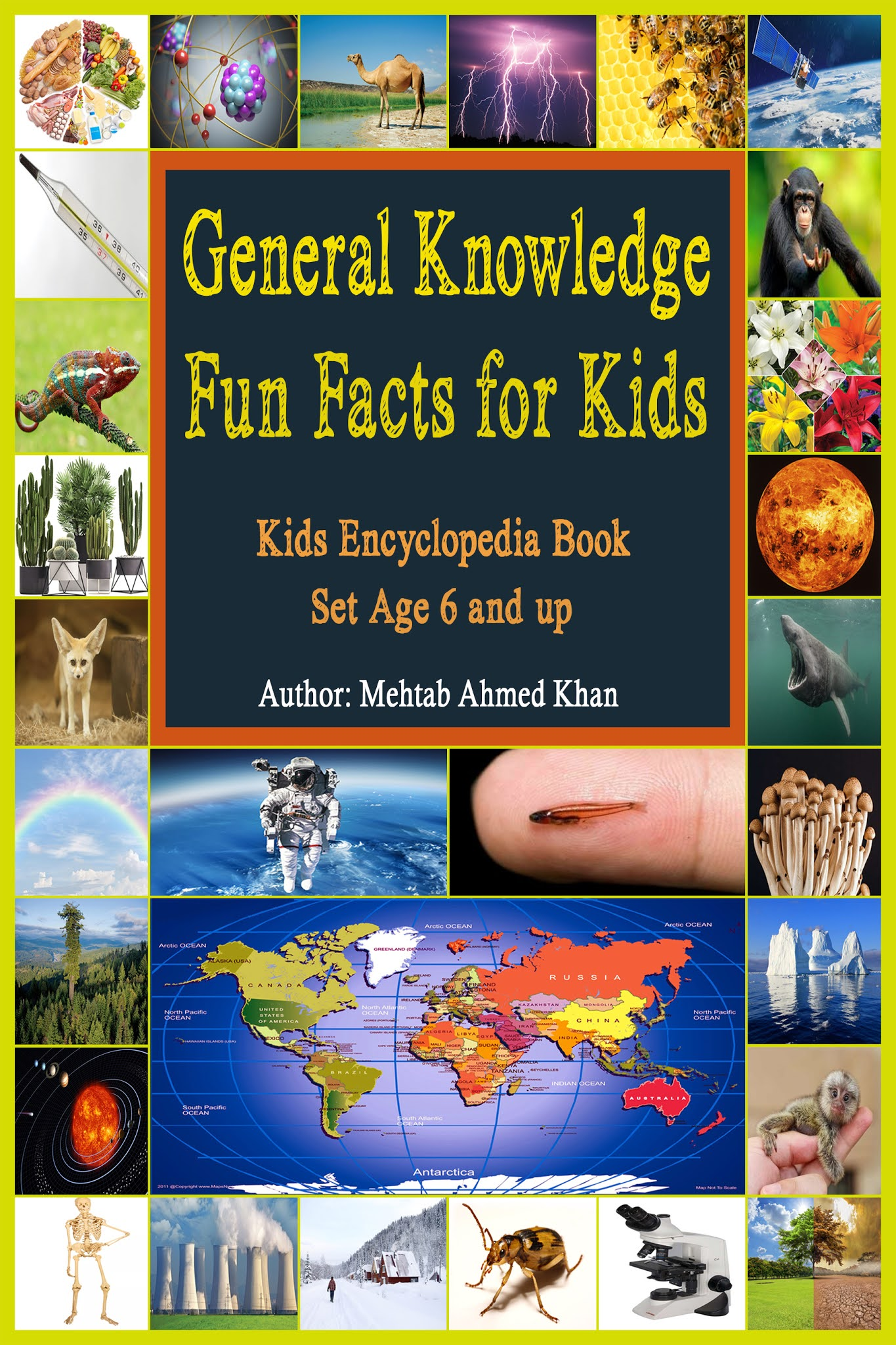 General Knowledge Fun Facts for Kids