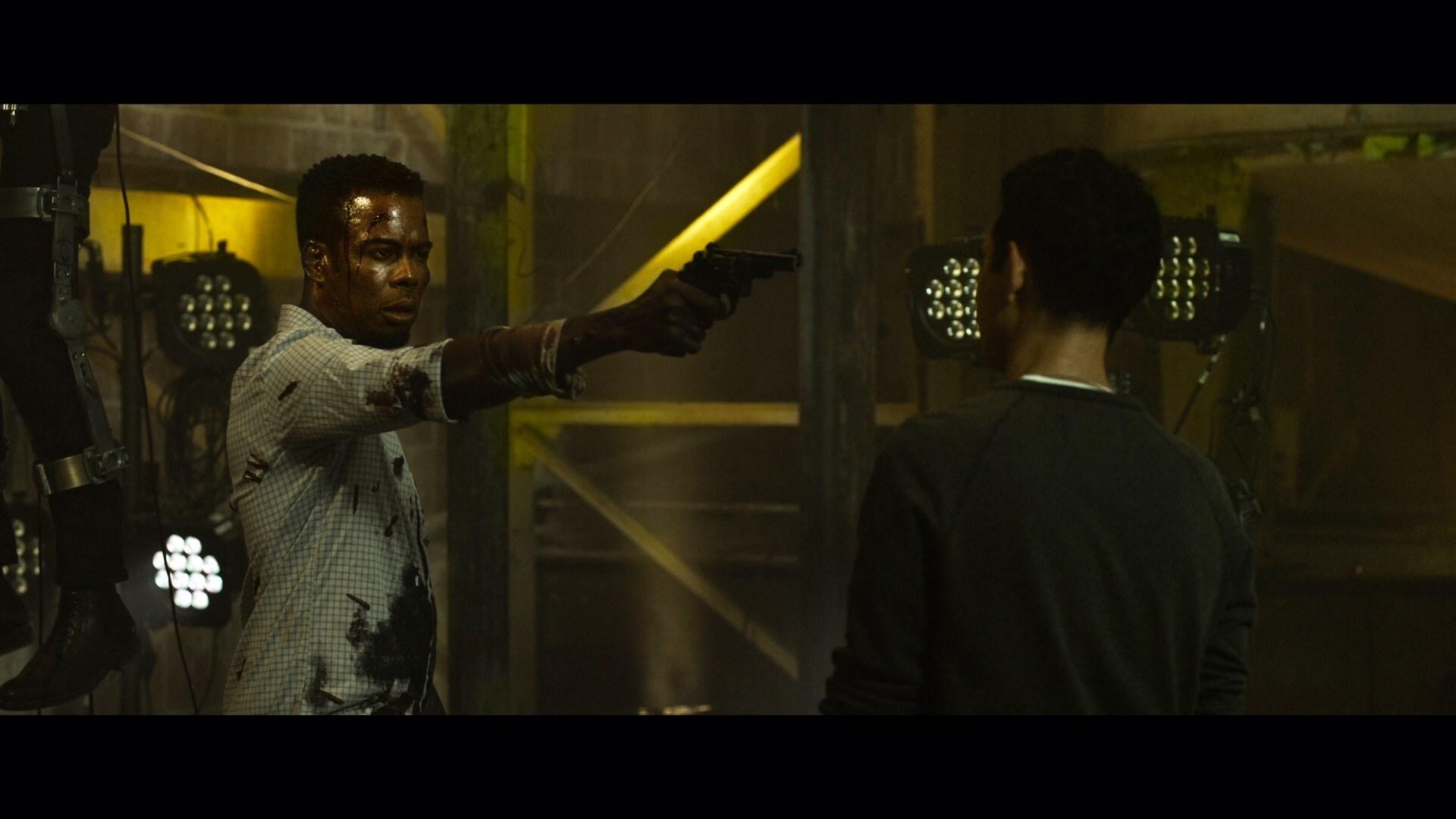 Espiral: El juego del miedo continúa (2021) 1080p Remux Latino