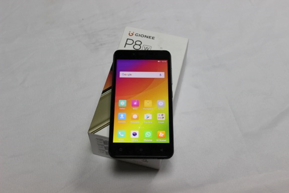 Gionee PW8