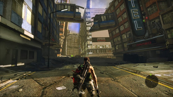 Bionic Commando (2009) ScreenShot 01