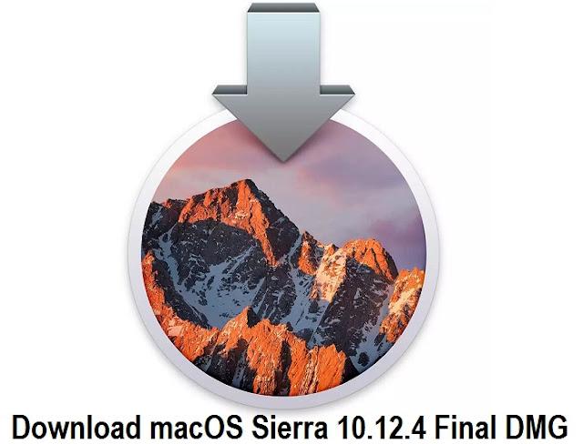 macOS Sierra 10.12.4