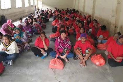Pemerintah Indonesia Berhasil Pulangkan 459 TKI Jumlah Ini Dari Berbagai Tahanan Imigrasi Malaysia