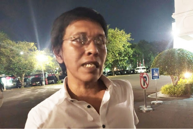 Adian Napitupulu Tolak Jadi Menteri: Gue Enggak Mampu, Jangan Maksa