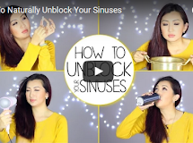 How To Naturally Unblock Your Sinuses