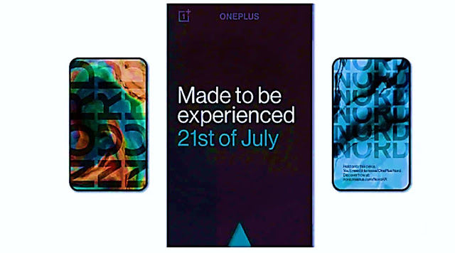 OnePlus Nord || Pre-Order Start on 15 July Via Amazon || My Tech Flip