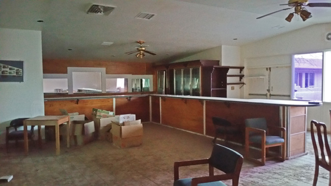 Massive Abandoned Truck Stop Shady Grove Restaurant And