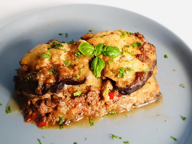 Moussaka Preparata La Slowcooker