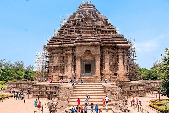 The Sun Temple of Konark - Indian Art and Culture - UPSC