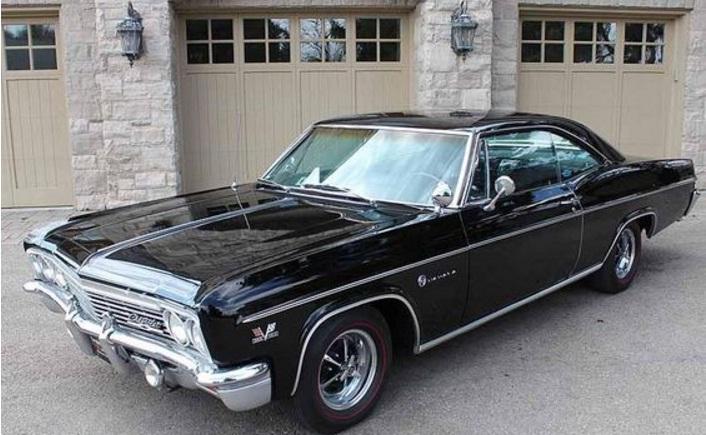 1966 chevrolet impala ss 427 iblog. Black Bedroom Furniture Sets. Home Design Ideas