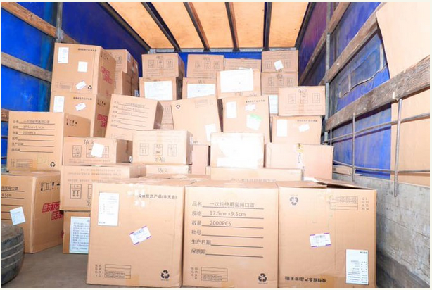 Medical Materials Donated Jack Ma Foundation for Coronavirus Moved to Abuja