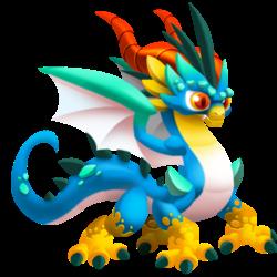 Dragón Despampanante