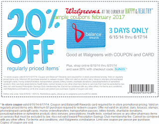 Walgreens coupons february