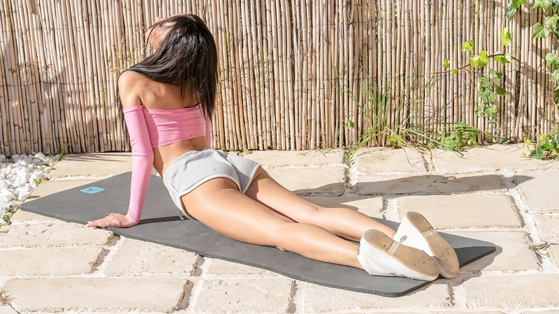 The Real Workout – Steel Buns In The Sun – Katrin Tequila