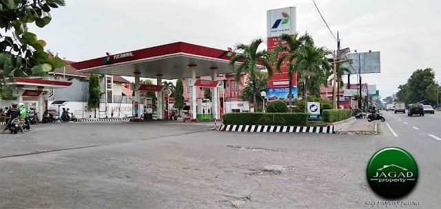 SPBU Dijual di Dalam Ringroad Yogyakarta