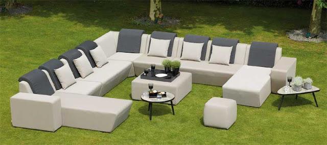 Arte Hábitat, tu tienda de muebles: Juego de sofás y sillones para ...
