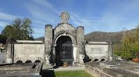Calavera cementerio Elizondo