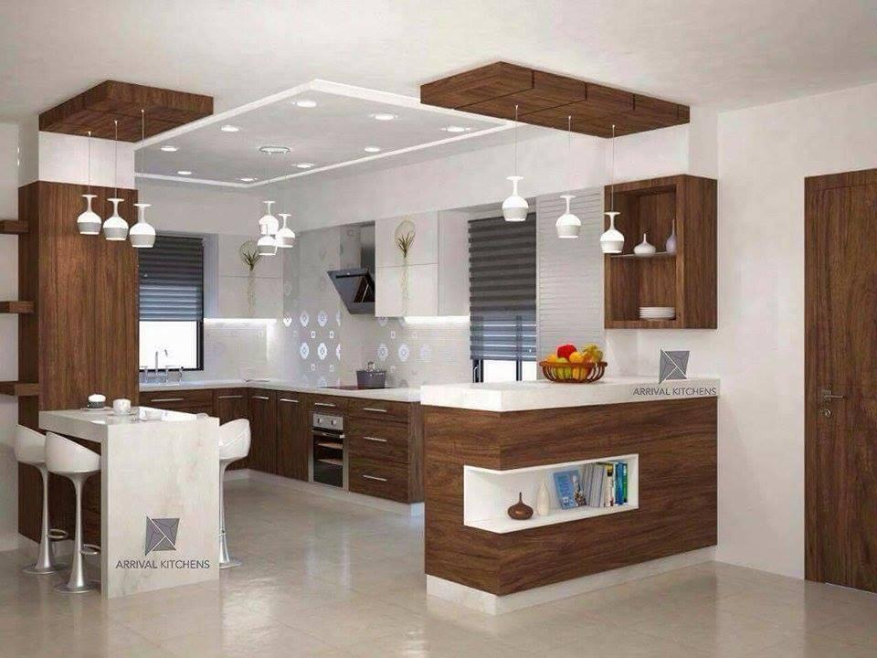 Modern Wood Kitchen Cabinets - Decor Units