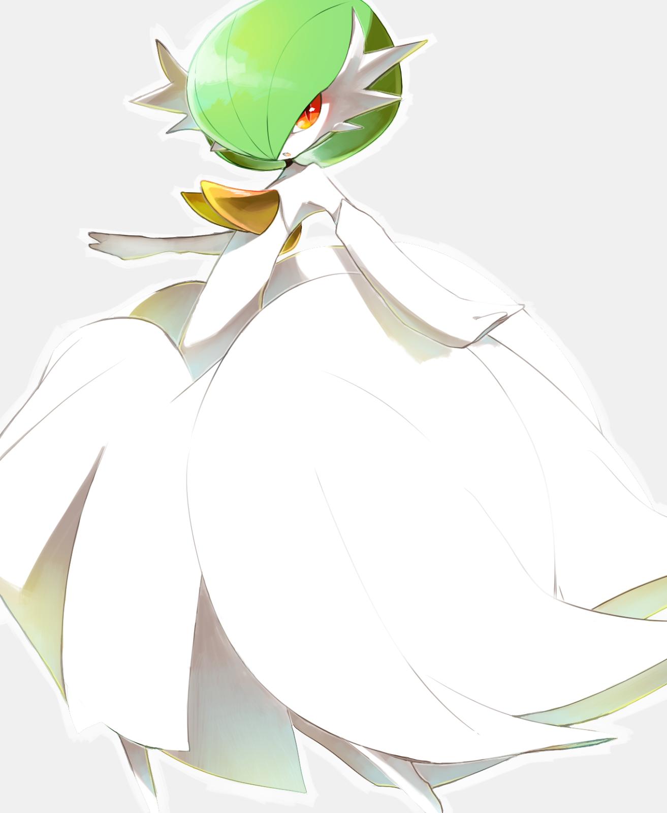 Pokémon by Review: #280 - #282, #475: Ralts, Kirlia ...
