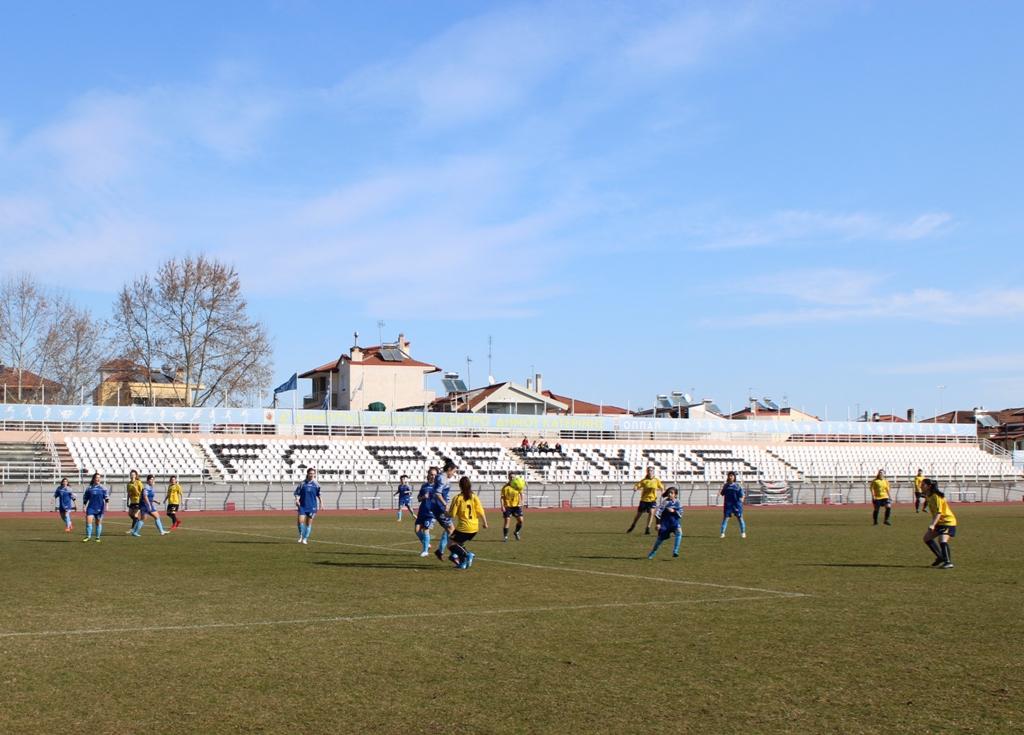 ΠΙΕΡΙΔΕΣ ΜΟΥΣΕΣ: Δυο ιστορικές ομάδες του Ποδοσφαίρου Γυναικών σε φιλικό αγώνα στην Κατερίνη