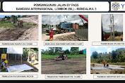 Melihat Progres Pembangunan Jalan By Pass BIL - Mandalika 3, Ini Data Teknisnya