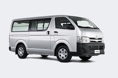 Sewa Toyota Hiace Commuter di Bandung Murah