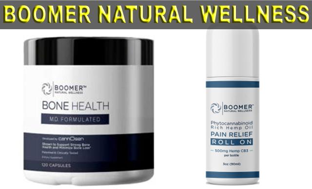 Boomer Natural Wellness