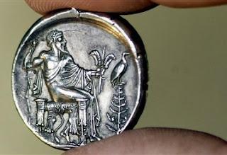 Να επιστραφεί αρχαίο νόμισμα στην Ελλάδα απεφάνθη ελβετικό δικαστήριο
