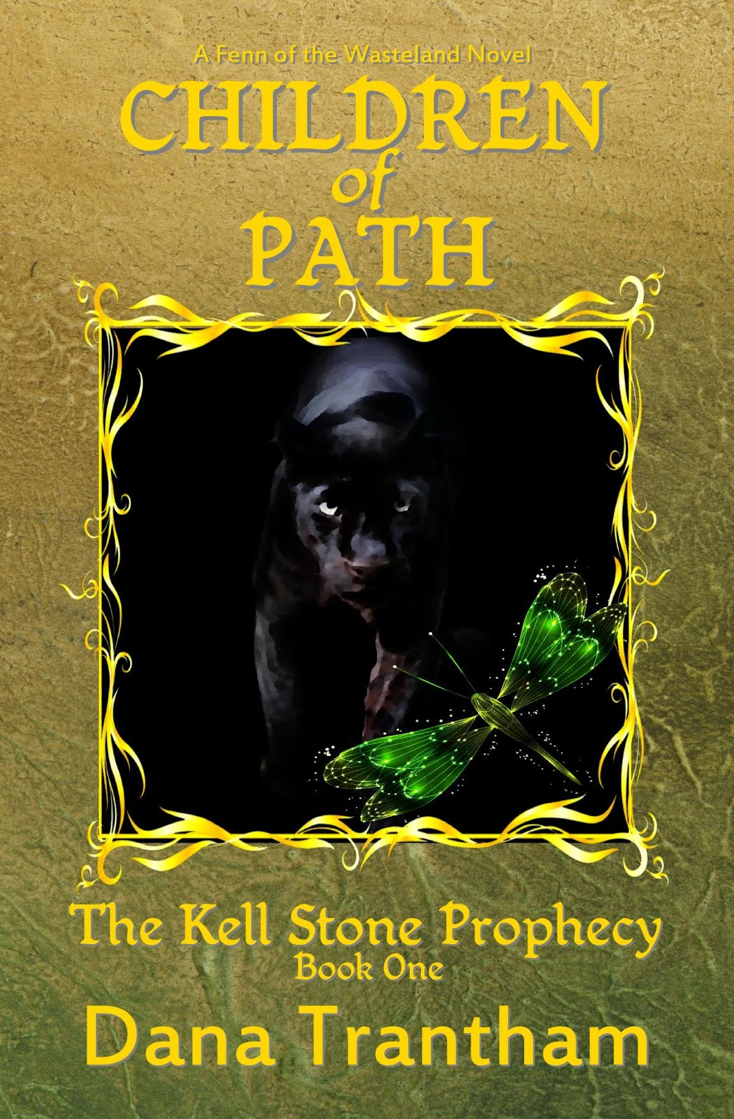 Children of Path (The Kell Stone Prophecy Book One)