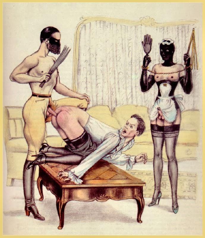 Женщина в одежде древнего египта рима доминирует над мужчиной порно