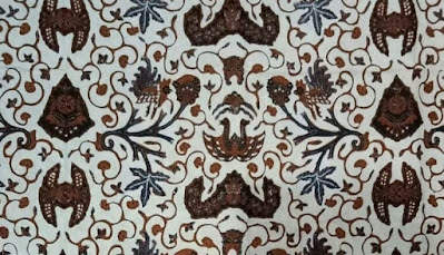 motif batik jogja khas indonesia