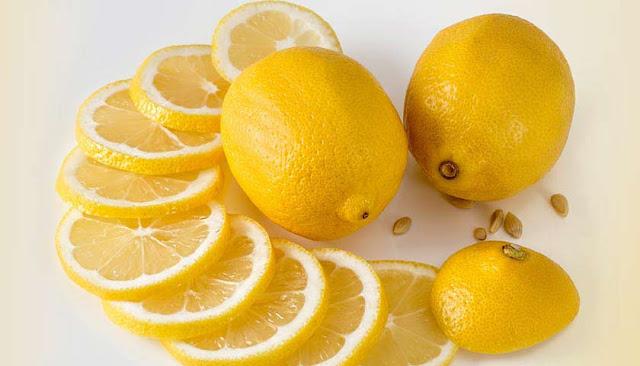 Khasiat Buah Lemon untuk Darah Tinggi