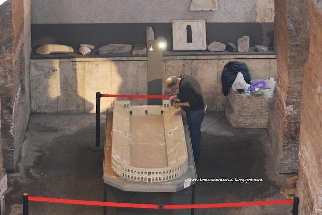 PIazza Navona sotterranea
