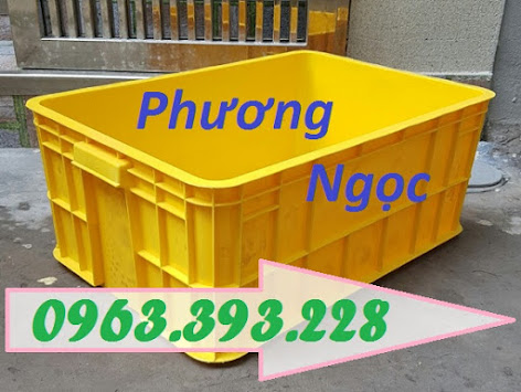 Thùng nhựa có nắp, thùng nhựa đặc HS017, sóng nhựa bít HS017 T%25C4%2590251