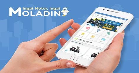 Situs Motor Online Moladin