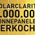1 miljoen zonnepanelen voor Solarclarity