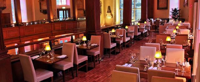 Restaurantes em Dublin