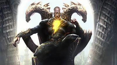 Black Adam - Black Adam, Hawkman Suits & Props Revealed
