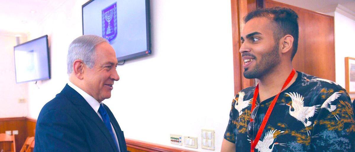 Netanyahu Sebut Pria Ini Ketua Partai Likud Israel Cabang Arab Saudi