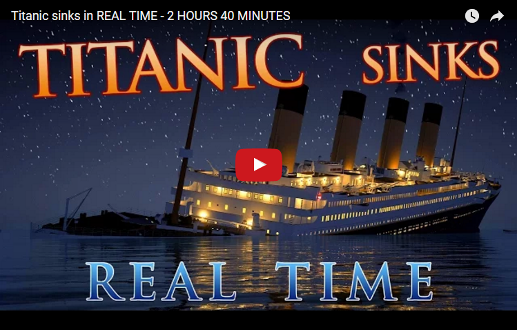 Titanic real time