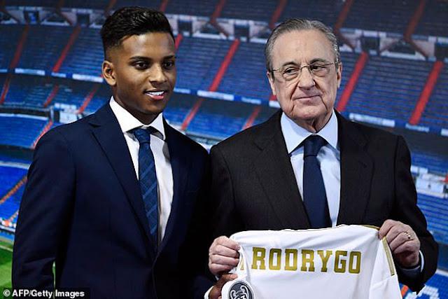 """Real ra mắt tân binh thứ 6: """"Neymar mới"""" 1175 tỷ đồng khiến fan xôn xao"""