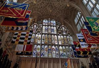 Interior de la Abadía de Westminster.