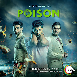 Poison (2019) Hindi S01 HDRip 720p | 480p (1-6 Episode)