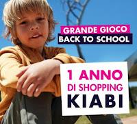 Concorso Kiabi vinci gratis 1 anno di shopping
