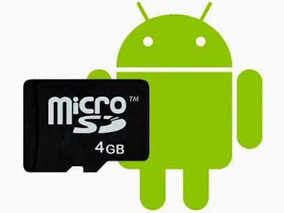 Cara Format Memori SD Card di Android
