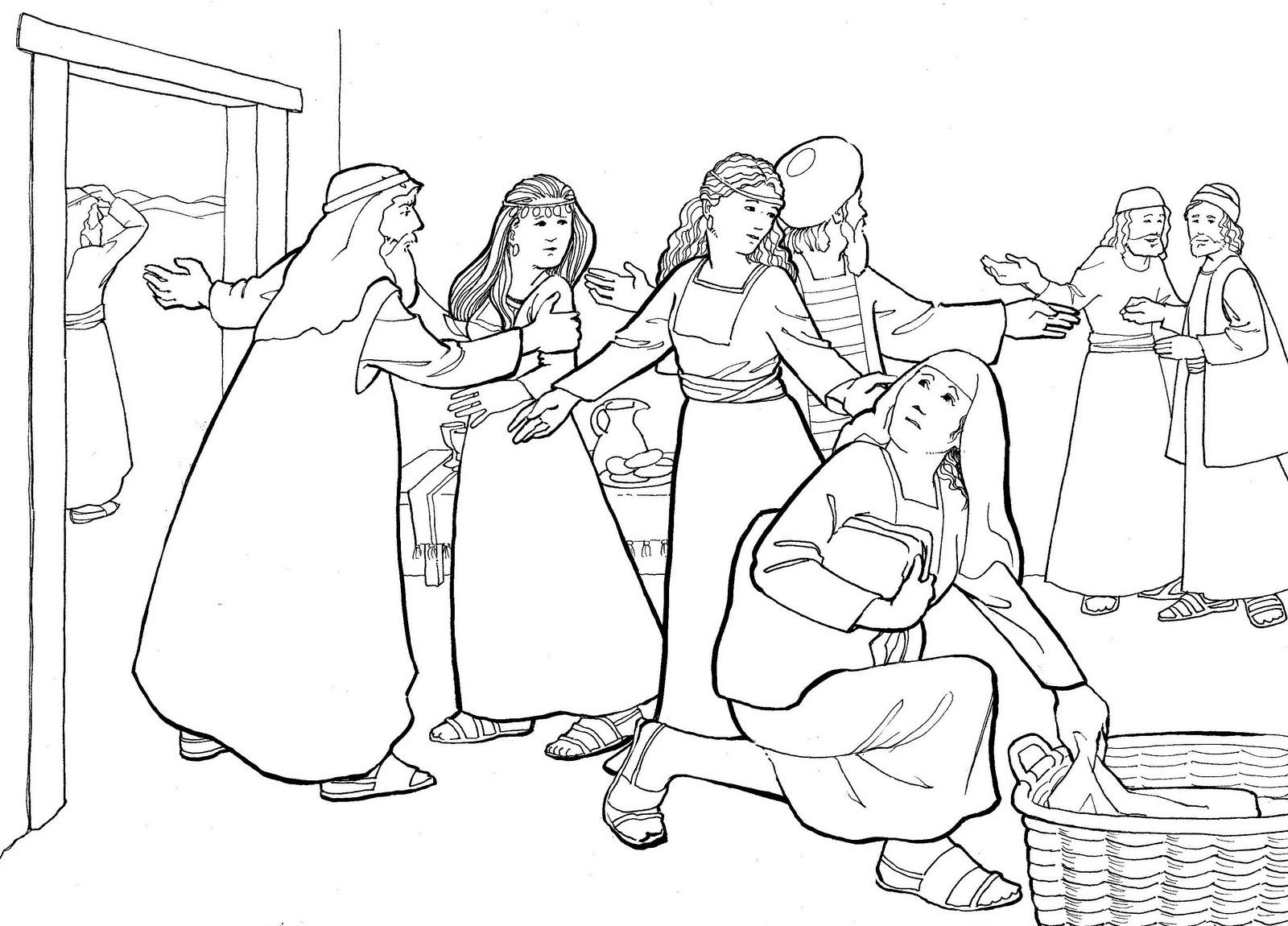 Make A Joyful Color Bible Illustrating
