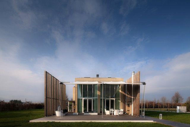 La casa más sostenible de Europa